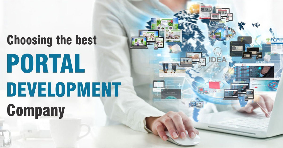 Best Portal Development Company